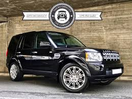 2011 land rover discovery 4 sdv6 xs high spec 7 seater only