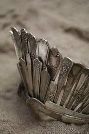 81 best upcycled flatware images on pinterest silverware jewelry