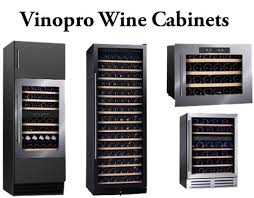 wine fridges by vinopro cabinets vancouver canada