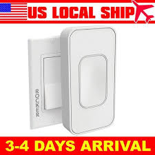 switchmate toggle smart light switch switchmate snap on instant smart light switch rsm001wcan rocker ebay