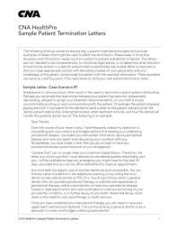 Write Termination Letter Medical Termination Letter Picture Asrs Has Created A Sample