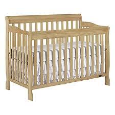 natural wood cribs amazon com