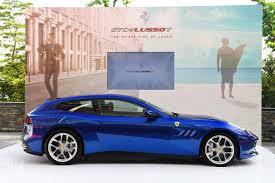 maserati singapore singapore celebrates the launch of the ferrari gtc4lusso t