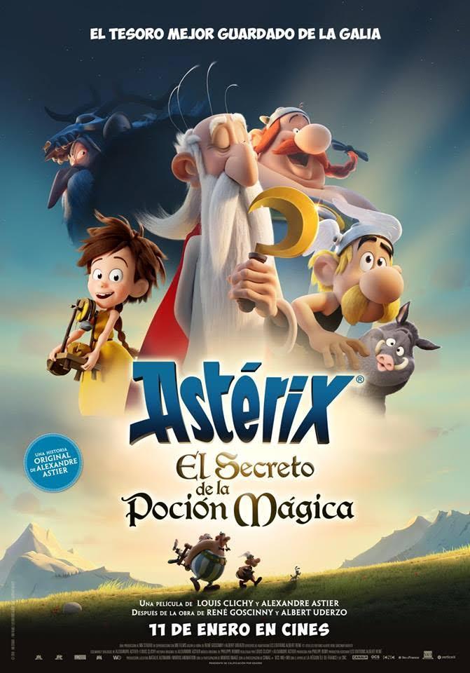 Astérix: El secreto de la poción mágica-cine-velasco-totana