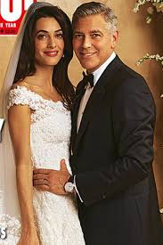 george clooney wedding george clooney and amal alamuddin are a third wedding in marlow