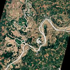 Ohio River On Map by Floods Recede Around The Wabash Ohio Confluence Natural Hazards