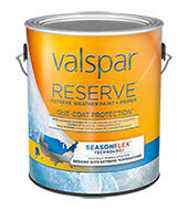 valspar reserve with seasonflex technology