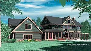 mascord house plan 2418 the parnell