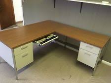 Metal Office Desk Metal Office Desk Ebay