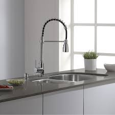 High Rise Kitchen Faucet by Vigo Pull Down Kitchen Faucet High Quality Ceramic Disc Easy To