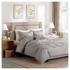 Duvet Cove Zoey 4 Piece Cotton Percale Duvet Cover Set Target