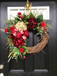 house warming presents valentine u0027s day wreath wreaths for front door wreaths home