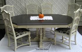 ethan allen table chairs ethan allen painted furniture 7891