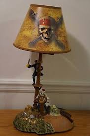 disney animated and musical pirates of the caribbean lamp what u0027s
