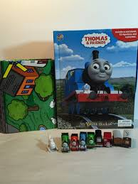 thomas friends my busy book trains playmat ebay books
