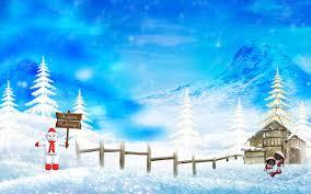 free desktop wallpaper winter holiday wallpapersafari