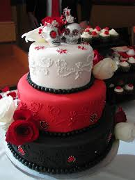 cakes for halloween goth wedding cake would be suitable for halloween wedding in