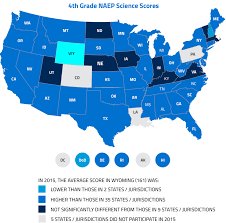 Map Testing Scores 2015 Wyoming Naep Science Scores Released Wyoming Department Of