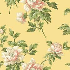 buttercups riverside wallpapers casabella ii document floral wallpaper buttercup yellow orange