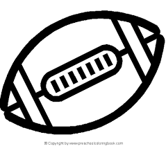 american football sports coloring pages u003e u003e disney coloring pages