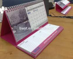 Desk Calendar With Stand 2015 Desk Calendar With Pad Desk Calendar Stand Table Calendar