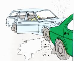animated wrecked car animated car accident clipart hanslodge cliparts