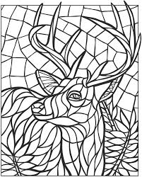 coloring pages coloring pages mosaic spring coloring pages