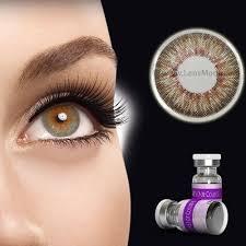 12 color contacts images lenses comic