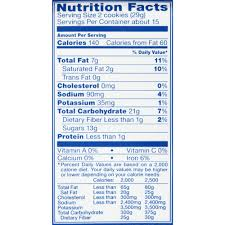 Nutrition Facts Label Worksheet Oreo Cookie Nutrition Facts Label U2013 Nutrition Ftempo
