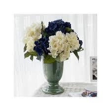 home decor floral arrangements peony silk flowers arrangement