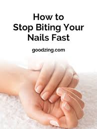finally the best remedies for nail biting good zing