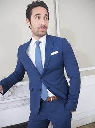 costume bleu mariage costume armani collezioni bleu de costume de marié