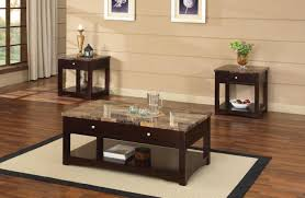 faux marble coffee table abbyson roland round faux marble coffee