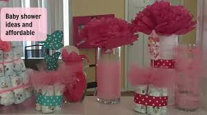 baby shower ideas on a budget diy baby shower decor on a budget
