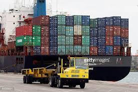 shipping containers for sale miami stock photos and pictures