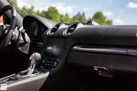 2015 porsche boxster interior first drive porsche 718 boxster s