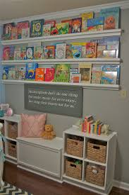 themed shelves we finally finished hadley s book themed nursery a gal and
