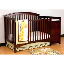 Cribs With Changing Tables Attached Baby Cribs With Changing Table Getexploreapp