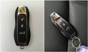 porsche boxster key fob blue fob remote key cover replacement fit porsche boxster