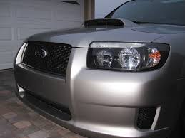 subaru forester emblem sports grill emblem removal how to and pics subaru forester