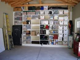 garage storage ideas saving your stuffs easily traba homes high floating garage storage ideas under wooden ceiling and pastel wall paint choice