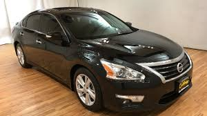 nissan altima youtube 2014 2014 nissan altima 2 5 sv sunroof rear cam carvision youtube