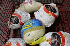 turkey shortage prompts need for more donations from the foodbank