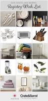 best 25 crate and barrel registry ideas on pinterest