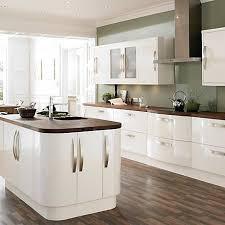 b q kitchen wall cabinets white white gloss kitchen cabinets it gloss white slab kitchen