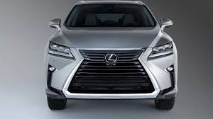 lexus jeep 2018 lexus rx350l this is the new 7 passenger lexus rx