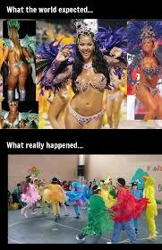 Brazilian Memes - brazilian world cup opening ceremony expectations vs reality