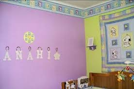 baby nursery decor girly interior taste snoopy baby nursery