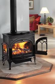inspiring free standing wood burning fireplace 60 for home
