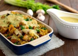 vegetarian thanksgiving stuffing recipes thanksgiving stuffing with vegan chicken gravy